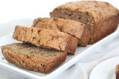 Zucchini Bread: With plenty of cinnamon and nutmeg, this takes a generoud three cups of grated zucchini (just in case you have some of your summer harvest left over!) #Zucchini_Bread