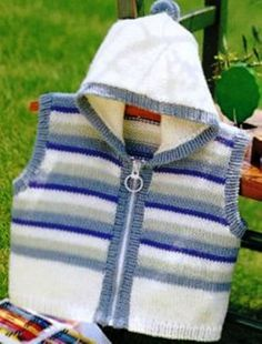 This Pin was discovered by Ozd Knitting Patterns Boys, Crochet Baby Hat Patterns, Crochet Baby Hats, Knitting For Kids, Crochet Tunic, Spool Knitting, Filet Crochet Charts, Baby Cardigan, Tunic Sweater