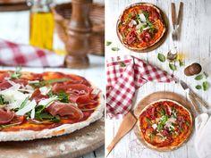 glutenfreies pizza rezept