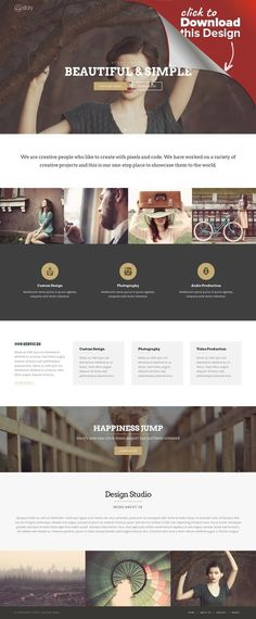 Story - Creative Responsive Multi-Purpose Theme advanced admin, ajax, creative, flat, fullscreen, gallery, google fonts, grid, masonry, modern, parallax, photography, portfolio, unlimited skins Theme Details Story is a sharp, modern and clean WordPress theme. The theme is very flexible and it comes with some awesome features, such as a fullscreen slider, custom headers and custom background sections, which make i...