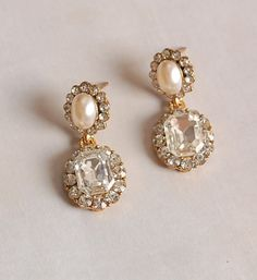 Petit Soirre Bijou Earring - Richbon Jewelry I リッチボンジュエリー