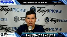 Washington St Cougars vs. California Free NCAA Football Picks and Predic...