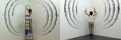 Judith Ann Braun: l'art du bout des doigts.