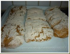 Le Ricette della Nonna: Pane ciabatta con farina di farro integrale