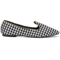 5827703580e2 Yoins Yoins Pointed Flat Shoes ( 27) ❤ liked on Polyvore featuring shoes