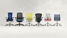 Mobiliário corporativo: 6 cadeiras que melhoram sua postura ao trabalhar