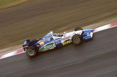 Gerhard Berger - Benetton B196 - Renault RS8