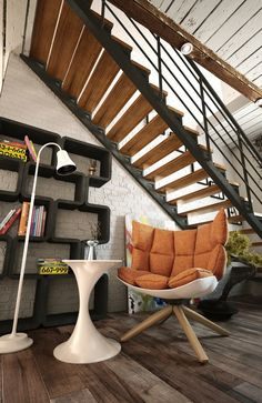 Loft Idea For The Creative Artist
