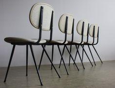 Elegant Dutch Brabantia chairs ...