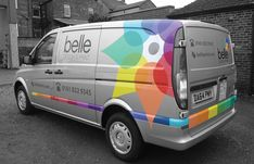 Vehicle Livery by Signs NW, Manchester (Dare To Be Different) 0161 776 0527 Commercial Van, Commercial Vehicle, Vehicle Signage, Vehicle Branding, Eco Friendly Cars, Van Wrap, Lifted Ford Trucks, Camping Gifts, Fitness Gifts