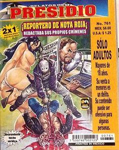 "Mexican True Crime Comic Series ""Relatos de Presidio"" #761 - ""Reportero de Nota Roja"" by Editorial Toukan http://www.amazon.com/dp/B00LZ6JPA4/ref=cm_sw_r_pi_dp_rsrEvb0W4WWTK"