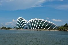 Cooled Conservatories at Gardens by the Bay, Singapore - Wilkinson Eyre Architects