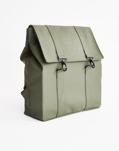 a8f3c43eb28c Rains Messenger Bag Green - Accessories - New In at The Idle Man  Promotional Bags