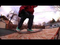 scott stevens trampskateanddestroy part 2013 - YouTube