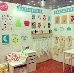 National Stationery Show – Booths : toodlesnoodles.com