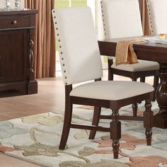Found it at Wayfair - Styers Side Chair