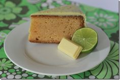 Lemon and Lime White Chocolate Mud Cake with Coconut Ganache
