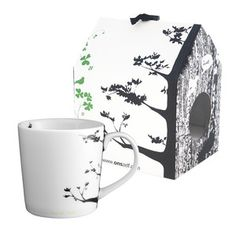 Cup Of Tree Mug Set Of 4, 52€,  by onszelf !!