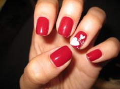 20 Valentine's Day Manicures He'll Love   Beauty High