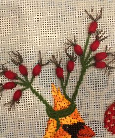 Garden Party Class with Julia Snyder » The Enriched Stitch