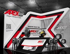 """Check out this @Behance project: """"2016-APEX"""" https://www.behance.net/gallery/51754895/2016-APEX"""