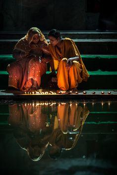 Kartik Purnima during the full moon, Pushkar mela
