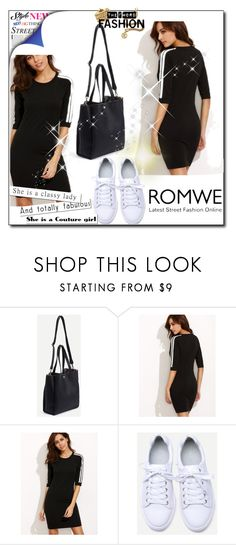 """""""ROMWE 14/8"""" by thefashion007 ❤ liked on Polyvore"""