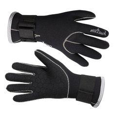 卸売男性ネオプレン保つ暖かいウェアラブル柔軟な手袋ダイビング機器水泳シュノーケリングスピアフィッシング手袋g022