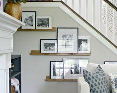 Shelves on Wall / Floating Shelves / Bookshelf / Wall Shelves Rustic Wall Decor, Rustic Walls, Rustic Farmhouse Decor, Rustic Shelves, Wooden Shelves, Floating Shelves, Wall Bookshelves, Wall Shelves, Picture Ledge Shelf