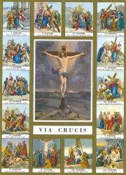 Divina Misericordia: La hora de la Misericordia: rezar el Vía Crucis