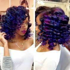 Style de cheveux naturels