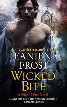 """Read """"Wicked Bite A Night Rebel Novel"""" by Jeaniene Frost available from Rakuten Kobo. In the newest Night Rebel novel, set in New York Times bestselling author Jeaniene Frost's Night Huntress world, beautif. Paranormal Romance Books, Romance Novels, Dark Souls, New York Times, Bitten Book, Jeaniene Frost, Kindle, Wicked, Rebel"""
