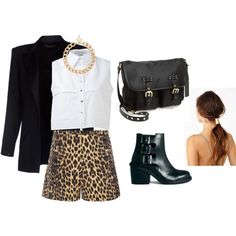 """""""The shorts"""" by julissacevasco on Polyvore"""