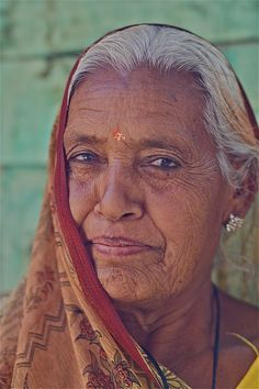 Woman from India