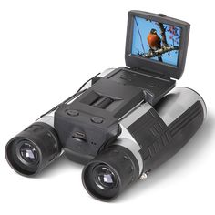 The Best Digital Camera Binoculars - Hammacher Schlemmer