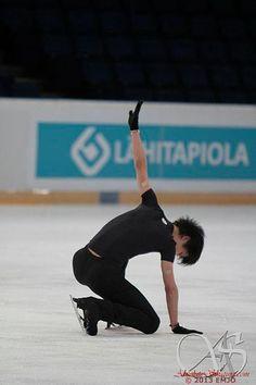 Yuzuru Hanyu(JAPAN) Finlandia Trophy 2013