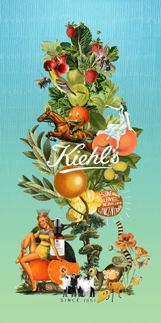 Collage rétro par Max-o-matic Digital Collage, Collage Art, Collages, Retro Tattoos, Photocollage, Flat Illustration, Modern Retro, Art Model, Popular Tattoos