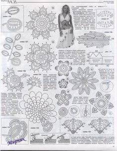 Irish Crochet - MOA 3/5