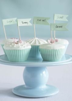 Mint Wedding Cupcakes By Ruth Mint Pink Wedding, Gray Wedding Colors, Wedding Color Schemes, Green Wedding, Green Cupcakes, Pretty Cupcakes, Yummy Cupcakes, Icing Cupcakes, Wedding Cupcakes