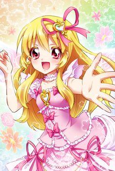 **Ichigo from Aikatsu!!pretty!!!!!**^^