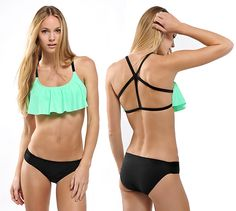 We love the back of the Trillium Sporty Spice swimsuit!