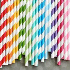 rainbow party ideas at thebirthdaysock.com