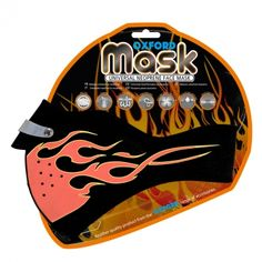 Oxford Mask - Flame