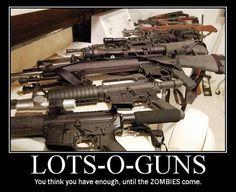 Guns are fun