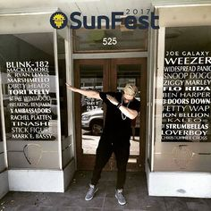 http://SunFest.com/get-your-tickets 💥 🔥 . 👑 JOE GALAXY #dabbin on em today at da SunFest Headquarters in West Palm Beach baebayyy! 😎💪💯🔥🔥☝ . 💥 Get Ready for SunFest 2017, West Palm Beach, Florida, USA Friday, May 5th, Cinco de Mayo, Ford Stage, 🎶 🎤JOE GALAXY #DopeGalaxy Tinashe, Flo Rida ...Summer 17 Kickoff is here! Fly in ✈ Pull Up 🚘 . 🎶 JOE GALAXY Music Available on iTunes, Google Play, Amazon, Pandora Radio, Everywhere 😎🔥🔥🍾🍾🍾💯❤ . #JOEGALAXY #WelcomeToMyGalaxy #tour…