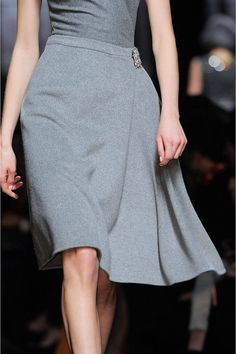Ermanno Scervino Fall 2013 Ready-to-Wear Detail  - ELLE.com