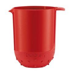 BISTRO Rührschüssel, 1l, rot