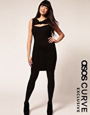 ASOS bow-front dress  $45