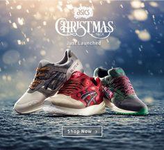 Asics Christmas Pack