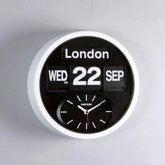 FARTECH® Flip Clocks - Google+  New model coming soon! Model: AD-860 diameter: 330 mm depth: 110 mm New Model, Flip Clock, Beautiful Homes, Ads, Clocks, Showroom, Google, Home Decor, House Of Beauty